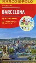 , MARCO POLO Cityplan Barcelona 1:12 000
