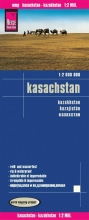 , Reise Know-How Landkarte Kasachstan (1:2.000.000)