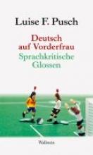 Pusch, Luise F. Deutsch auf Vorderfrau