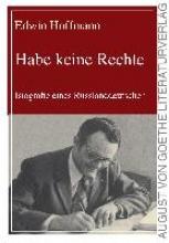 Hoffmann, Edwin Habe keine Rechte