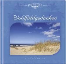 Geschenkbuch - Wohlfhlgedanken - (16 x 16,5)