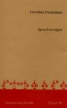 Dieckmann, Dorothea Sprachversagen