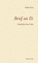Gorz, André Brief an D.