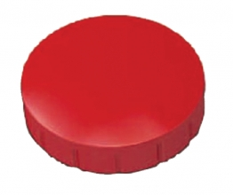 , Magneet MAUL Solid 20mm 300gr rood