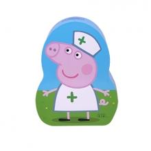 , Peppa Pig Puzzel - Verpleegster