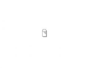 , luchtkussenenvelop Raadhuis 120x175mm A11 wit plakstrip     doos 200 stuks