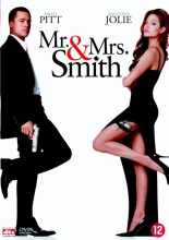 Mr. & Mrs. Smith DVD /