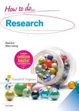 Mark Julsing Roel Grit, How to do research