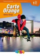Marjo  Knop Carte Orange 1 vmbo gt/havo Textes en Activités