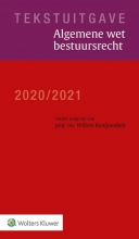 , Tekstuitgave Algemene wet bestuursrecht 2020/2021