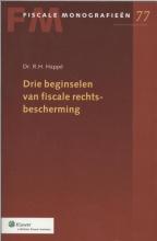 R.H. Happe , Drie beginselen van fiscale rechtsbescherming