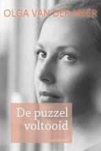 Meer, Olga van der De puzzel voltooid