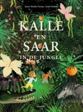 Jenny  Westin Kalle en Saar in de jungle