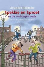 Vivian den Hollander , Spekkie en Sproet en de verborgen code