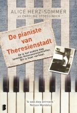 Alice  Herz-Sommer, Caroline  Stoessinger De pianiste van Theresienstadt