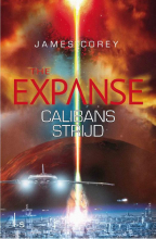 James  Corey The Expanse 2 - Calibans strijd