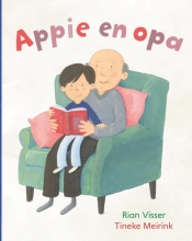 Rian  Visser Appie en opa (miniboekje)
