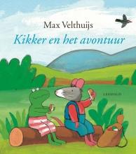 Max  Velthuijs Kikker en het avontuur