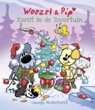 Guusje  Nederhorst Woezel en Pip - Kerst in de tovertuin
