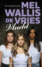 Mel Wallis de Vries , Vlucht