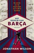 Jonathan  Wilson Het geheim van Barça