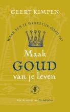 Kimpen, Geert Maak goud van je leven