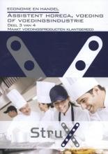 Hanneke  Molenaar Economie en handel Assistent horeca, voeding of voedingsindustrie. Deel 3 van 4
