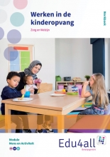 Ingrid  Koops Werken in de kinderopvang Mens en activiteit