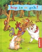 Lia Dijkstra , kip is te gek!