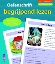 Helma  Hofkes Oefenschrift begrijpend lezen Groep 3
