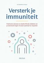 Benedicte LE (DR.) PANSE , Versterk je immuniteit
