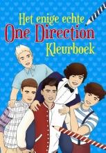 Het enige echte One Direction kleurboek