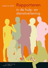 Judith ter Horst , Rapporteren in de hulp- en dienstverlening