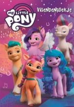 , My little pony vriendenboekje