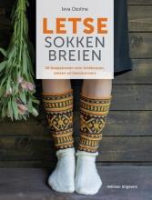 Ieva Ozolina , Letse sokken breien