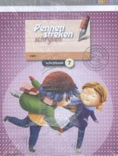 Marion van der Meulen, Leon  Legierse Pennenstreken Schrijfboek blokschrift Schrijven