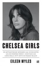 Eileen  Myles Chelsea Girls