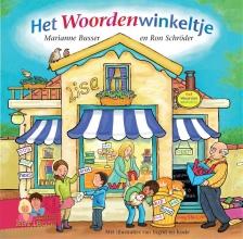 Ron Schröder Marianne Busser, Het woordenwinkeltje