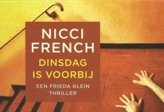 Nicci  French Dinsdag is voorbij