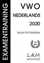 G.P. Broekema , Examentraining Vwo Nederlands 2020