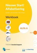 , Nieuwe Start Alfabetisering Alfa A Deel 1 Werkboek