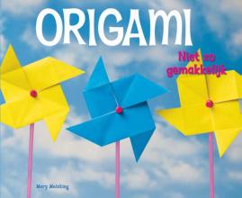 Mary  Meinking Niet zo gemakkelijk, Origami