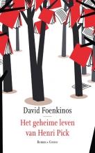 David  Foenkinos Het geheime leven van Henri Pick