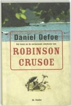 Daniël  Defoe Het leven en de verrassende avonturen van Robinson Crusoe