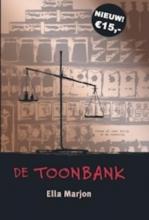 Marjon, Ella De toonbank
