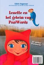 Edith  Hagenaar Felix en Lenette en het geheim van PosiWords