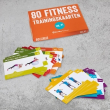, Fitness trainingskaarten - Volume 1 1