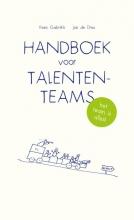 Jan de Dreu Kees Gabriëls, Handboek voor Talententeams