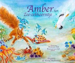 Kitty & Bastiaan van Delft , Amber, het Zee-eekhoorntje