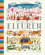 Tom Schamp , Het mooiste boek van alle kleuren